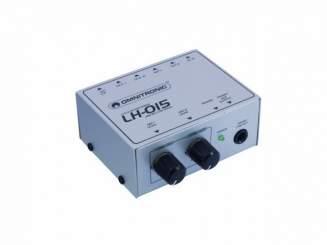 4 Kanal passiver Mixer OMNITRONIC LH-010