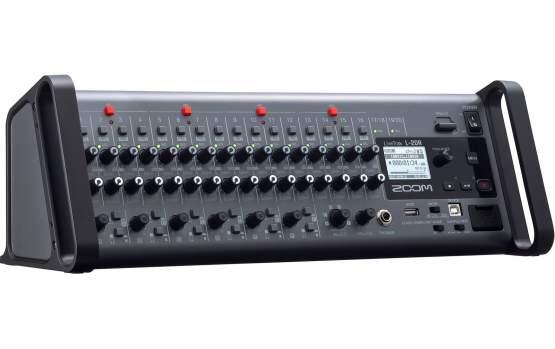 Zoom L-20-R LiveTrak - Digital Mixer and Recorder