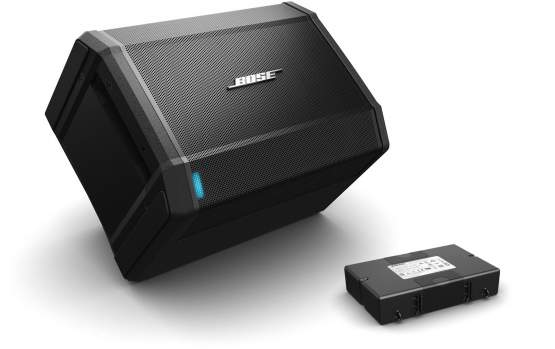 Bose S1 Pro System inkl. Battery Pack