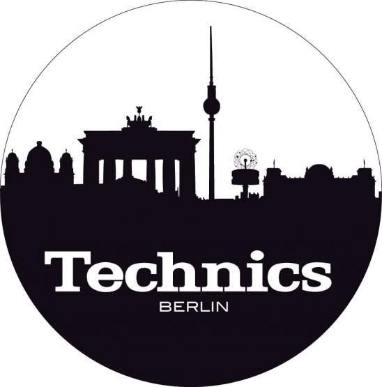"Magma Slipmat Technics ""Berlin"", Paar"