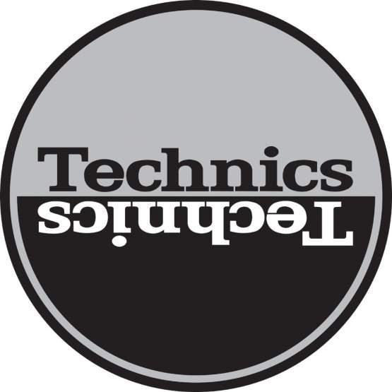 """Magma Slipmat Technics """"Moon 1"""", Paar"""