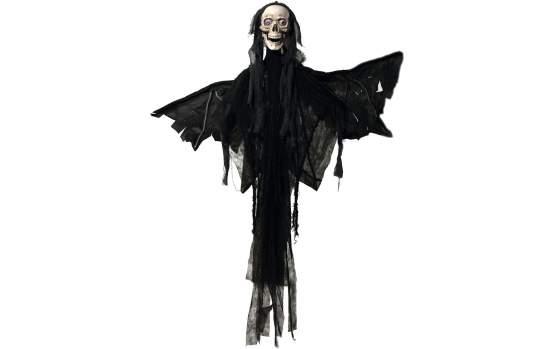 Europalms Halloween Figur Engel, animiert
