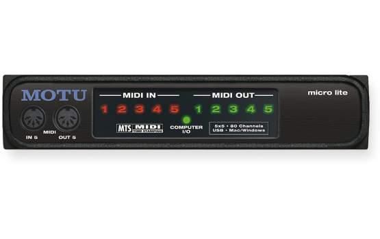 MOTU Micro Lite USB