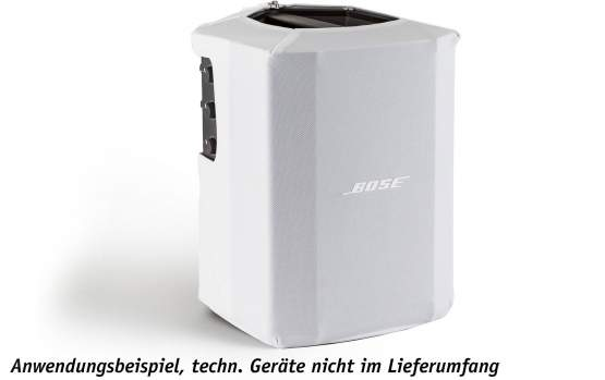 Bose S1 Play-Through Cover Nue Artic White