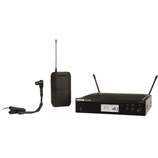 Shure BLX14R/B98 K14 Instrumenten-Funksystem (614 bis 638 MHz)