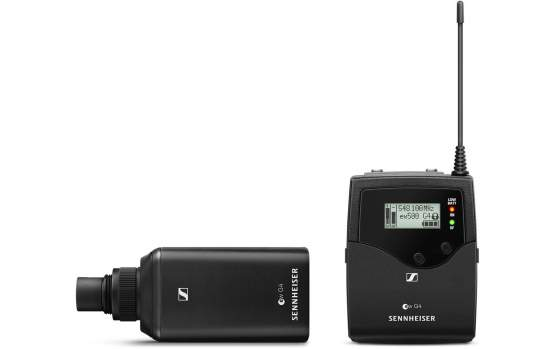 Sennheiser ew 500 Boom G4 GBW Frequenz (606 - 678 MHz)