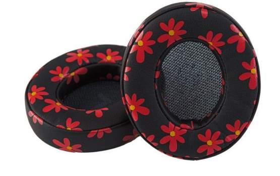 Miiego Boom Earpads (1 Paar) - Floral Rot