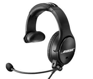 Bose Pro SoundComm B40 Headset Single Left, Stück