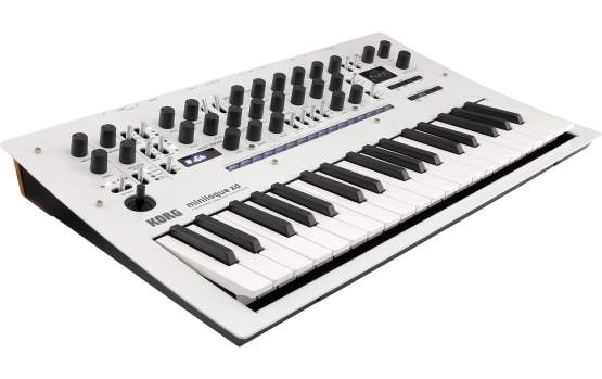 Korg minilogue xd Pearl White limited Edition