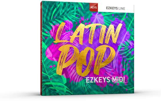 ToonTrack EZkeys Latin Pop MIDI-Pack (Download)