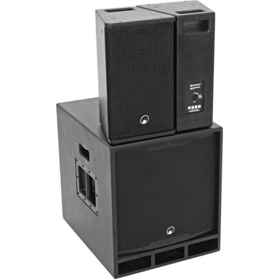 Omnitronic MAXX-1508 DSP 2.1 Aktiv-System