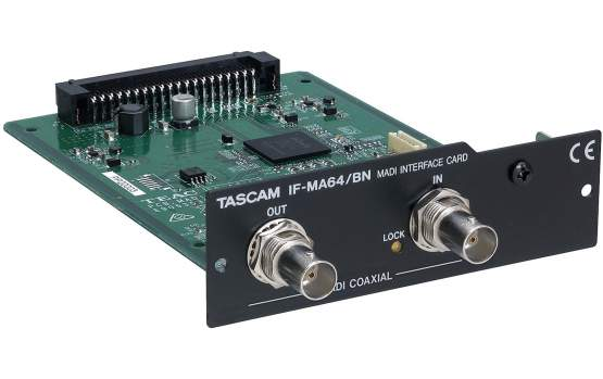 Tascam IF-MA64-BN