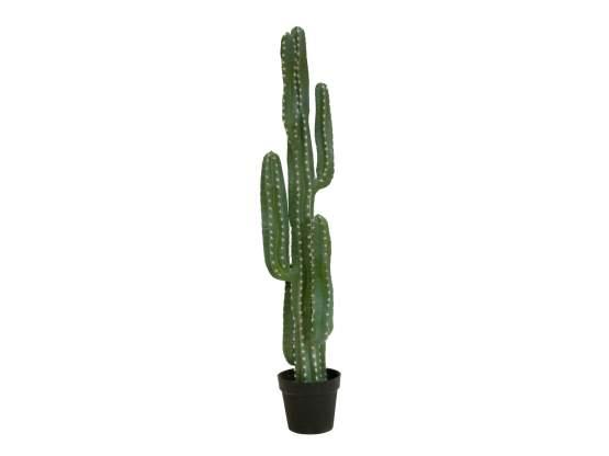Europalms Mexikanischer Kaktus, Kunstpflanze, grün, 123cm